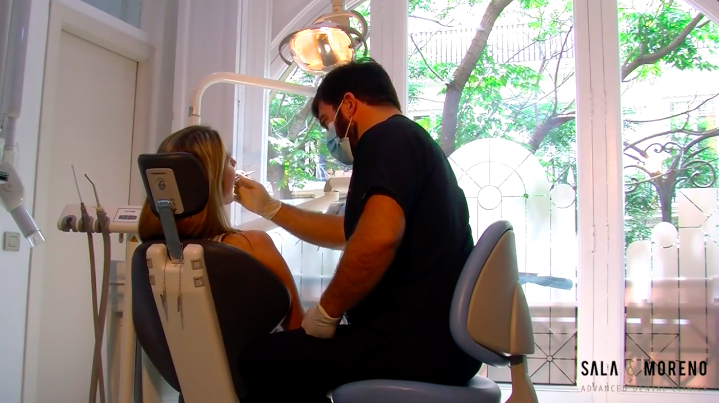 dentista valencia clínica dental sala&moreno